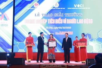 Nestlé Việt Nam lần thứ 2 được vinh danh « Doanh nghiệp tiêu biểu vì người lao động »