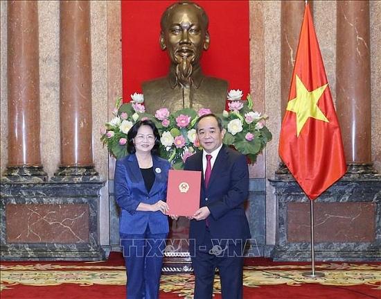 Bổ nhiệm ông Lê Khánh Hải làm Phó Chủ nhiệm Văn phòng Chủ tịch nước