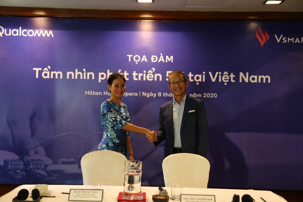 Tầm nhìn phát triển 5G tại Việt Nam