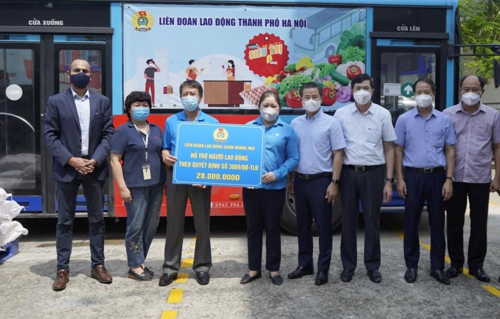 Quan hệ lao động trên địa bàn thành phố Hà Nội vẫn ổn định