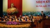 Ban Thường vụ Thành ủy Hà Nội khóa XVI gồm 16 đồng chí