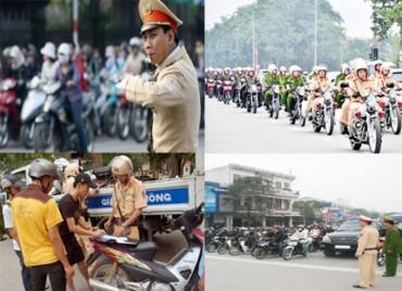 Bảo đảm trật tự, an toàn giao thông phục vụ APEC