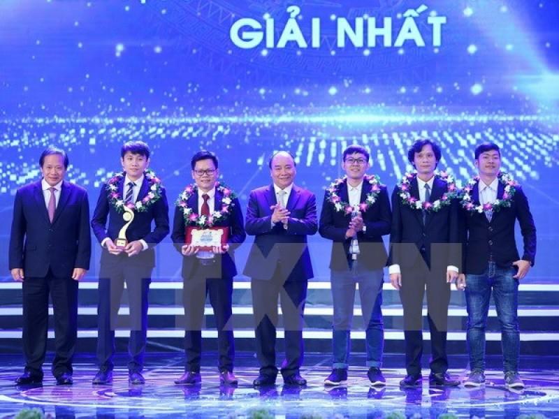 Phát biểu của Thủ tướng Nguyễn Xuân Phúc tại Lễ trao Giải thưởng Nhân tài Đất Việt