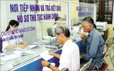 Hỗ trợ chuẩn bị hồ sơ dự án Luật hành chính công
