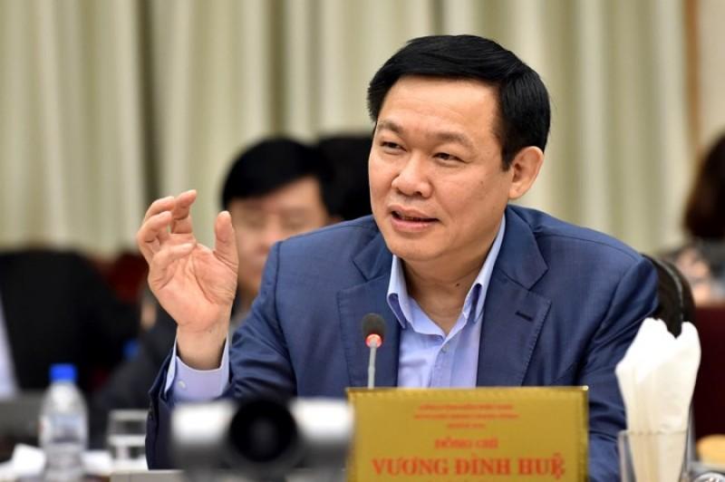 Phó Thủ tướng Vương Đình Huệ khảo sát chính sách tiền lương tại Bộ Quốc phòng, Đảng uỷ Khối doanh nghiệp Trung ương