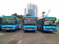 Hà Nội mạng lưới xe buýt phủ khắp 30 quận, huyện, thị xã