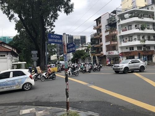 TP Hồ Chí Minh sẽ có camera tự phát hiện các hành vi vi phạm giao thông