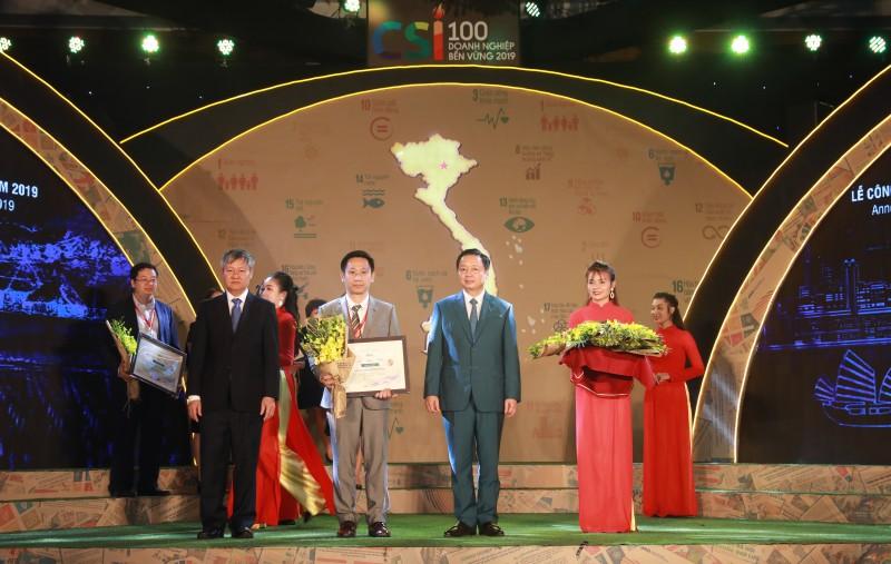 Nestlé Việt Nam liên tiếp lọt Top 10 Doanh nghiệp bền vững Việt Nam