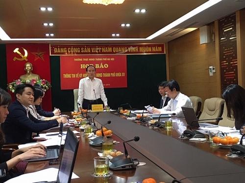 Kỳ họp thứ 11 HĐND Thành phố khoá XV sẽ thông qua 19 nghị quyết quan trọng