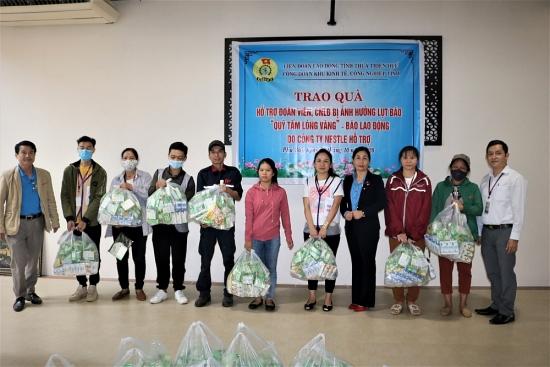 Nestlé Việt Nam chung tay hỗ trợ  đồng bào miền Trung bị ảnh hưởng bởi lũ lụt