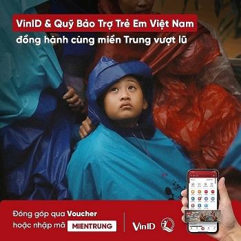 Người dùng VinID quyên góp hơn 500 triệu đồng cho miền Trung chỉ sau 1 tuần phát động