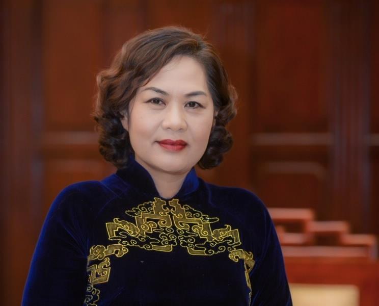 Bà Nguyễn Thị Hồng giữ chức Thống đốc Ngân hàng Nhà nước Việt Nam
