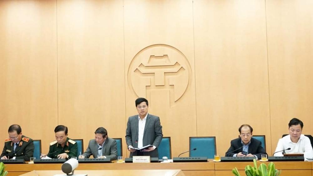 Hà Nội đã hỗ trợ chi trả 604,274 tỷ đồng cho 514.009 người bị ảnh hưởng bởi dịch Covid-19