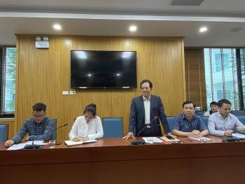 Quận Đống Đa quyết tâm cao nhất hoàn thành Dự án đường Huỳnh Thúc Kháng kéo dài
