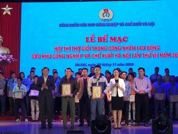 Công ty TNHH Denso Việt Nam giành giải nhất toàn đoàn