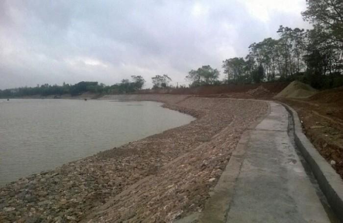 Hà Nội duyệt chủ trương kè chống sạt lở bờ hữu sông Đáy
