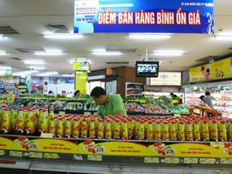 Hà Nội đảm bảo bình ổn thị trường dịp cuối năm
