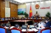 Nghị quyết phiên họp Chính phủ tháng 11/2017