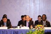 Thủ tướng Nguyễn Xuân Phúc dự Diễn đàn Phát triển Việt Nam