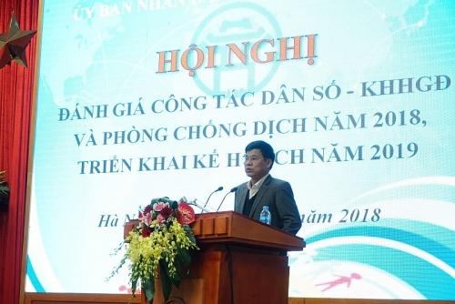Công tác dân số là một bộ phận quan trọng trong kế hoạch phát triển KT - XH