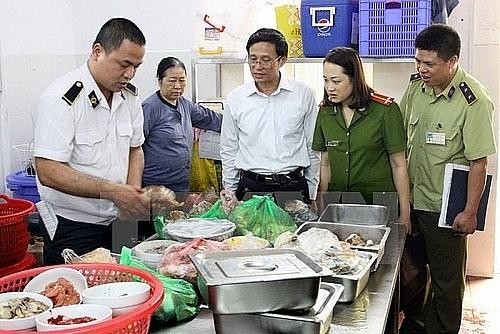 Hà Nội yêu cầu các cơ sở công khai nguồn gốc thực phẩm