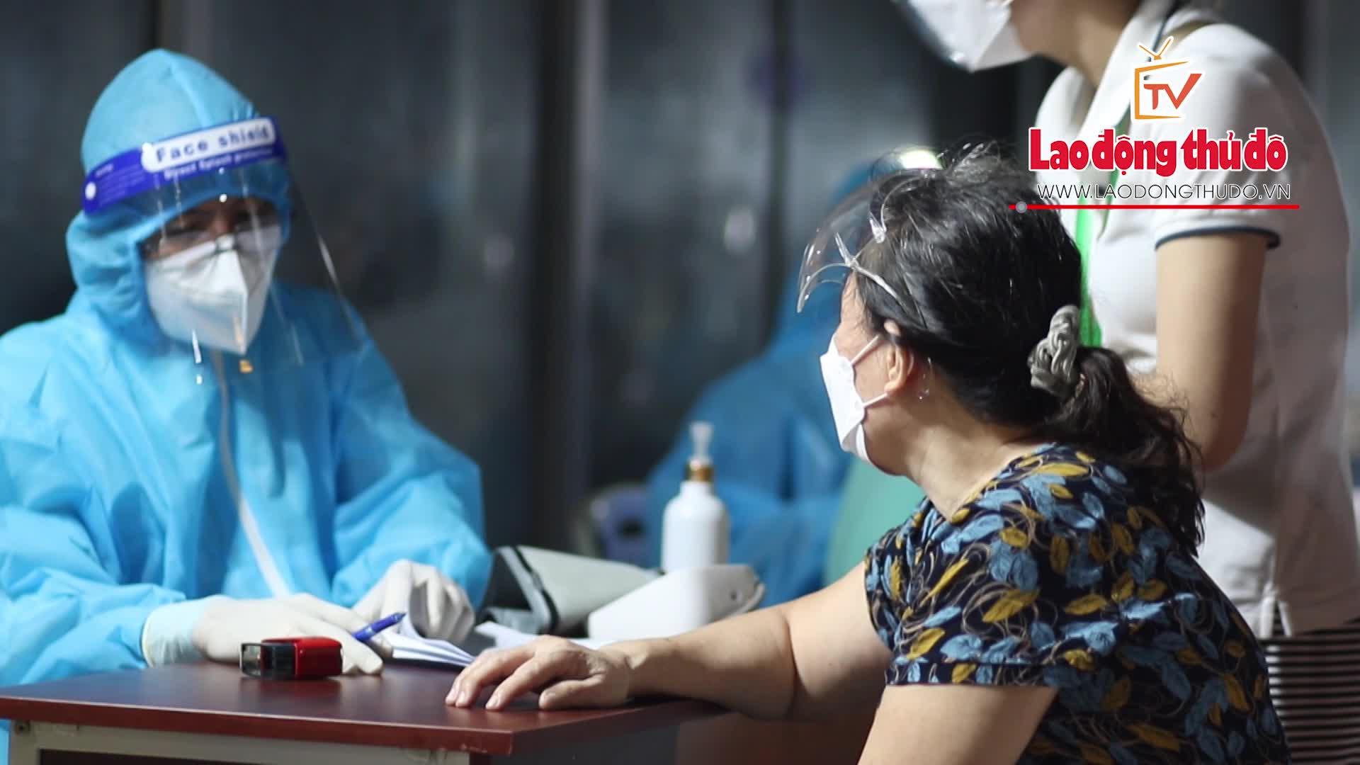 Tiêm vaccine trong đêm cho người trên 65 tuổi, người có bệnh lý nền ở Thành phố Hồ Chí Minh