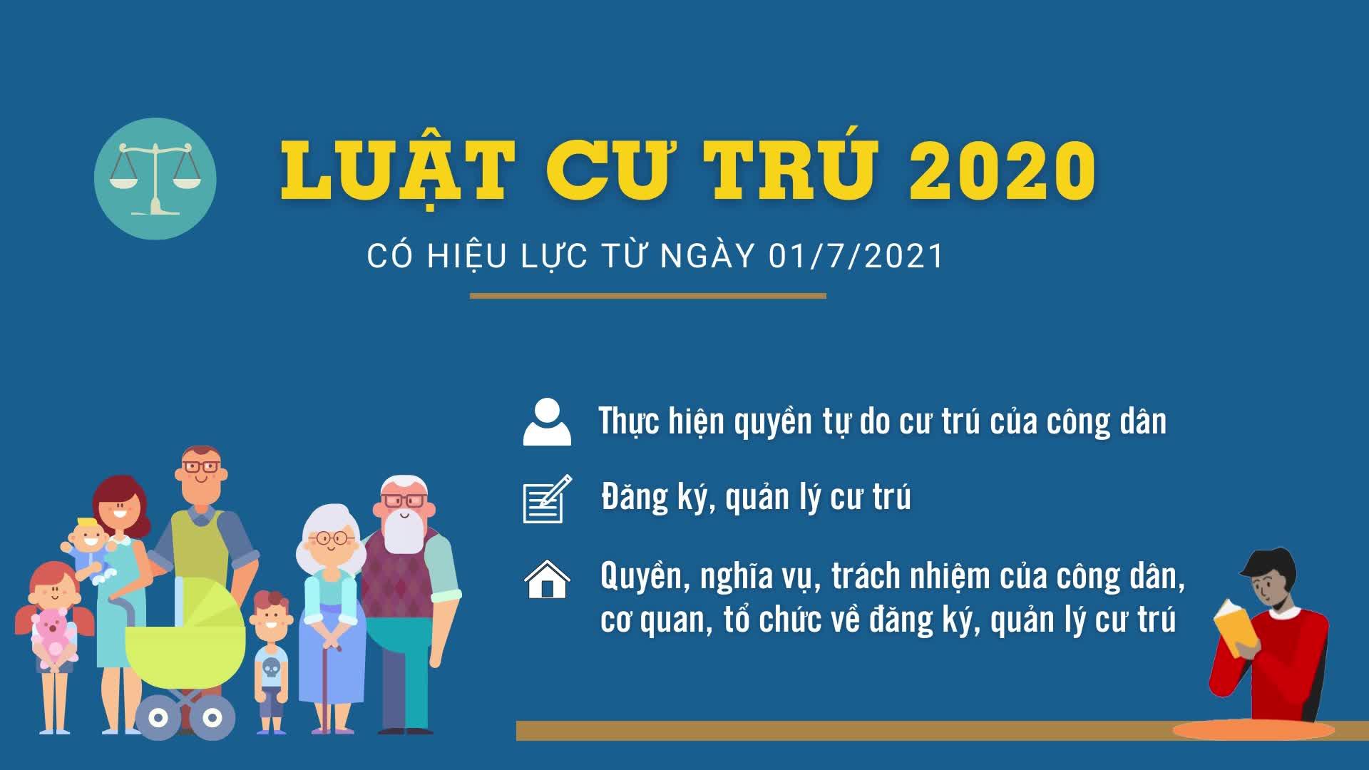 Những trường hợp công dân bị xóa hộ khẩu từ 1/7/2021