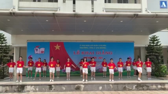 Trường  Trung học cơ sở Sài Đồng