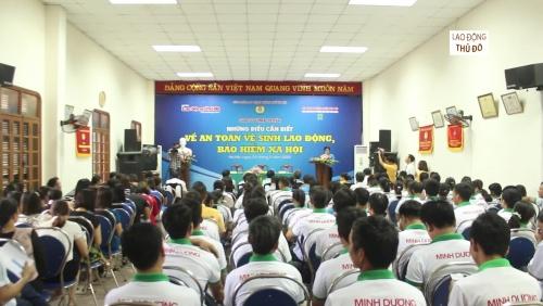 Giao Lưu trực tuyến tại Công ty Minh Dương