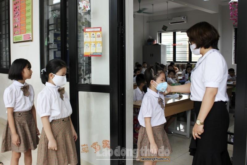 Đảm bảo an toàn cho học sinh tiểu học khi quay trở lại trường