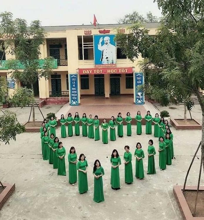 Công đoàn trường Tiểu học Hữu Bằng xây dựng tổ chức công đoàn vững mạnh từ cơ sở