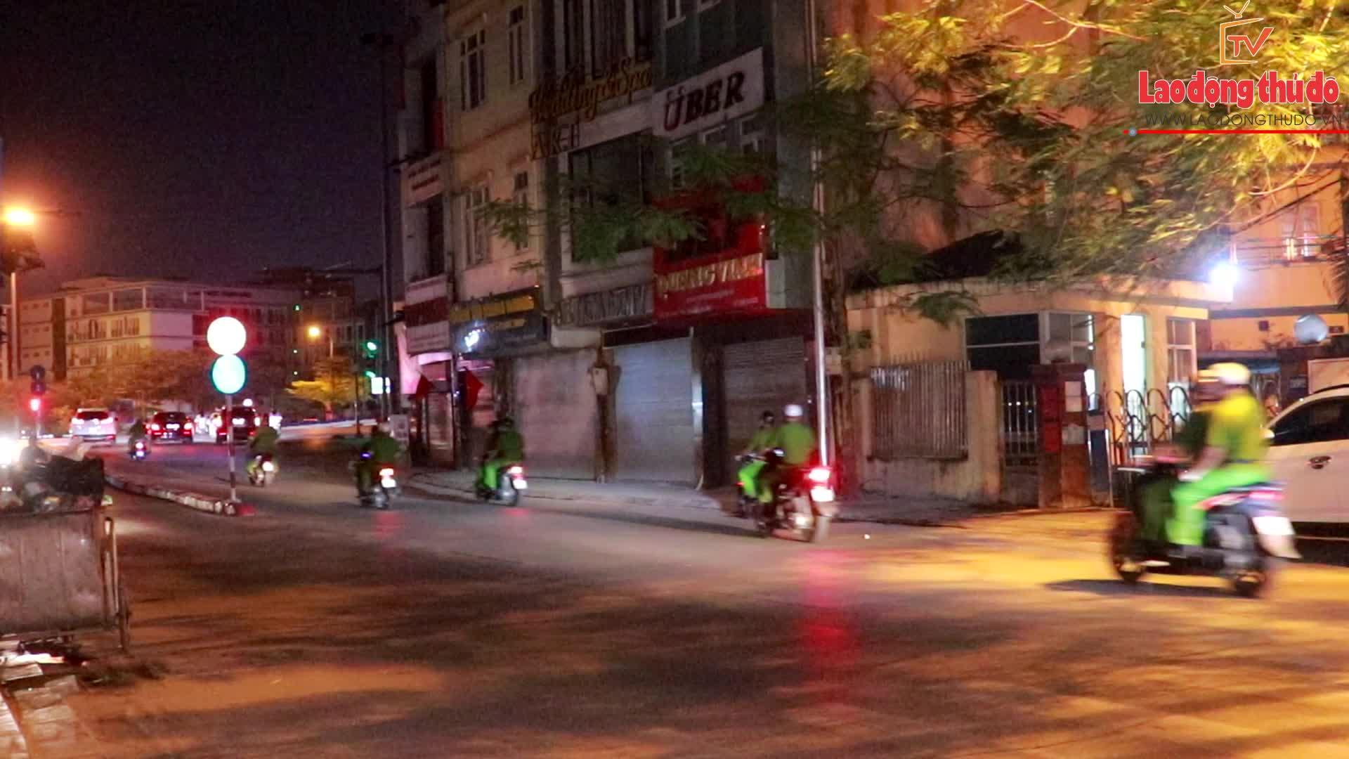 Công an Hà Nội: Trên mặt trận chống dịch, bảo vệ an toàn trước, trong và  bầu cử