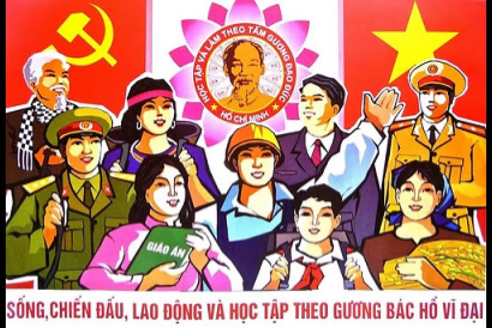(Audio) Huyện Phú Xuyên: Đoàn viên công đoàn học tập, làm theo lời Bác