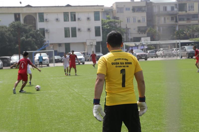Ghi nhanh Giải bóng đá mini Cúp báo Lao động Thủ đô lần thứ III