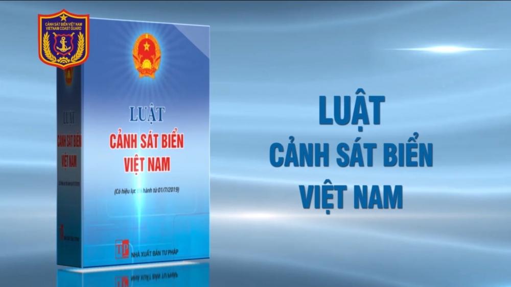 """Cuộc thi trực tuyến toàn quốc """"Tìm hiểu Luật Cảnh sát biển Việt Nam"""""""