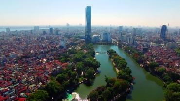 Toàn cảnh đường đua F1 Hà Nội