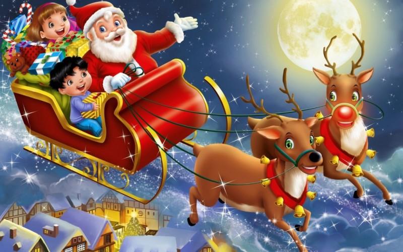 Ông già Noel có thật không nhỉ?