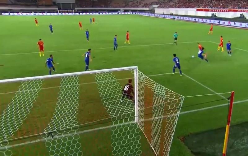 Đội bóng số 1 Đông Nam Á thảm bại trước Trung Quốc
